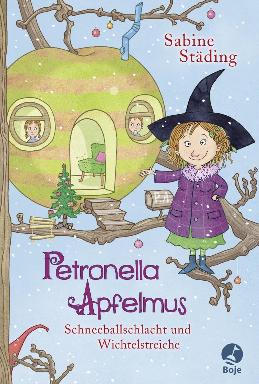 Petronella Apfelmus – Weihnachtsbuch
